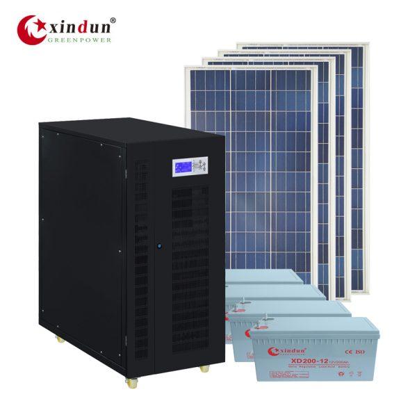 HDSX-Solar-Generator-System