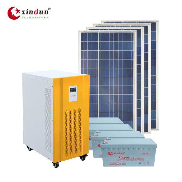WD-Solar-Generator-System