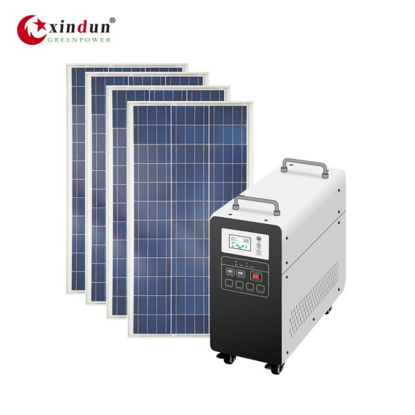 XT-Solar-Generator-System