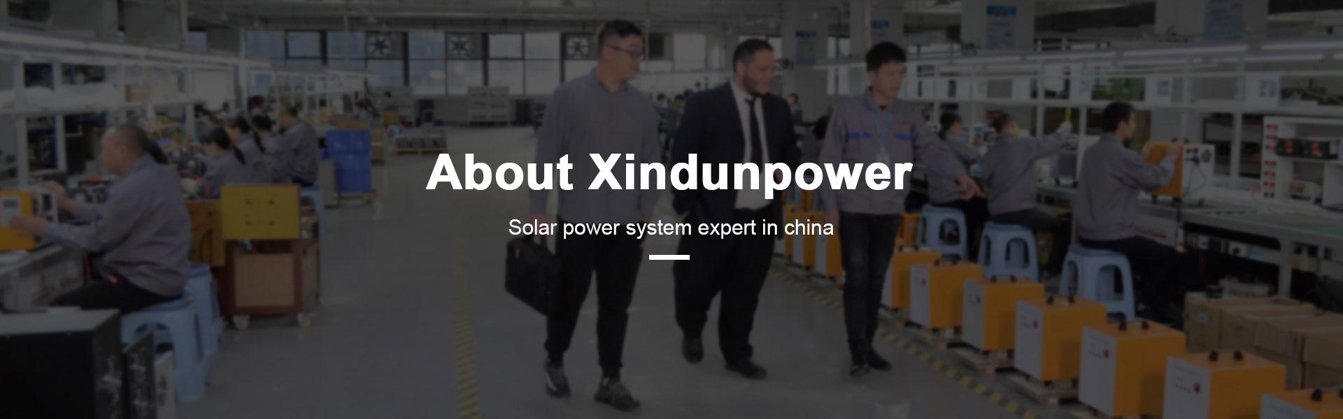 About Xindunpower